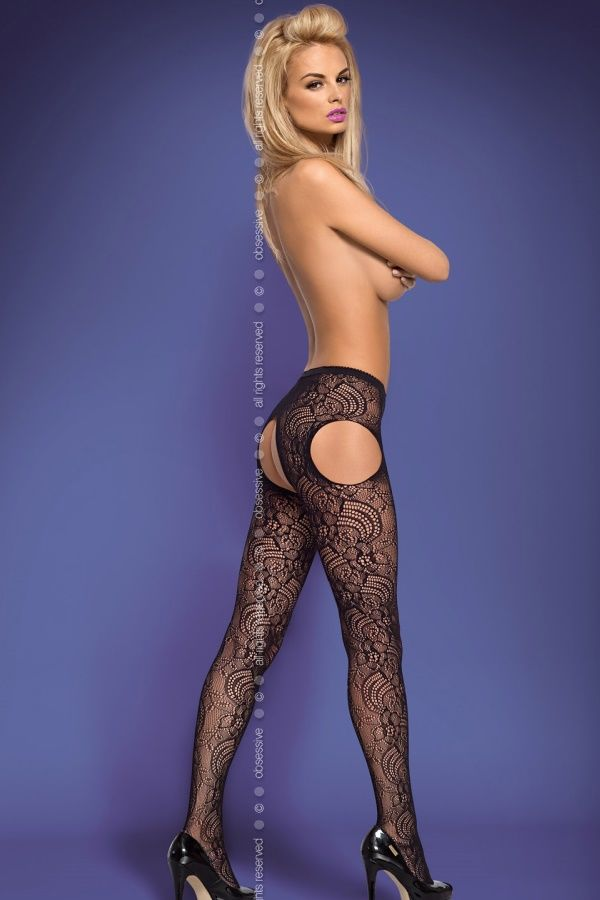 Garter stockings S208