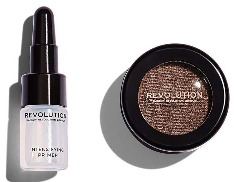 Makeup Revolution Flawless Foils Cień foliowy do powiek Overcome