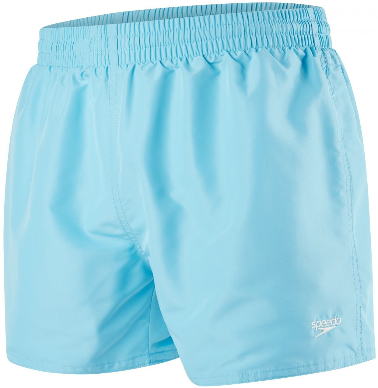 """Speedo fitted leisure 13"""" watershort turquoise s"""