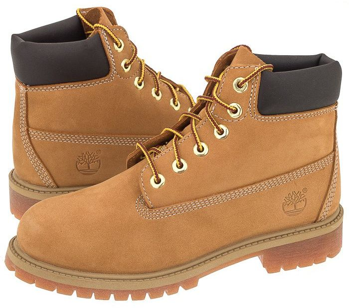 Trapery Timberland Youths 6 IN Premium 12709 (TI35-a)