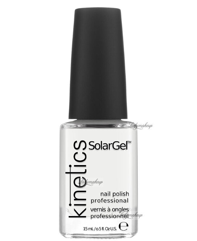Kinetics - SOLAR GEL NAIL POLISH - Lakier do paznokci - System Solarny - 001 BEGGINNINGS