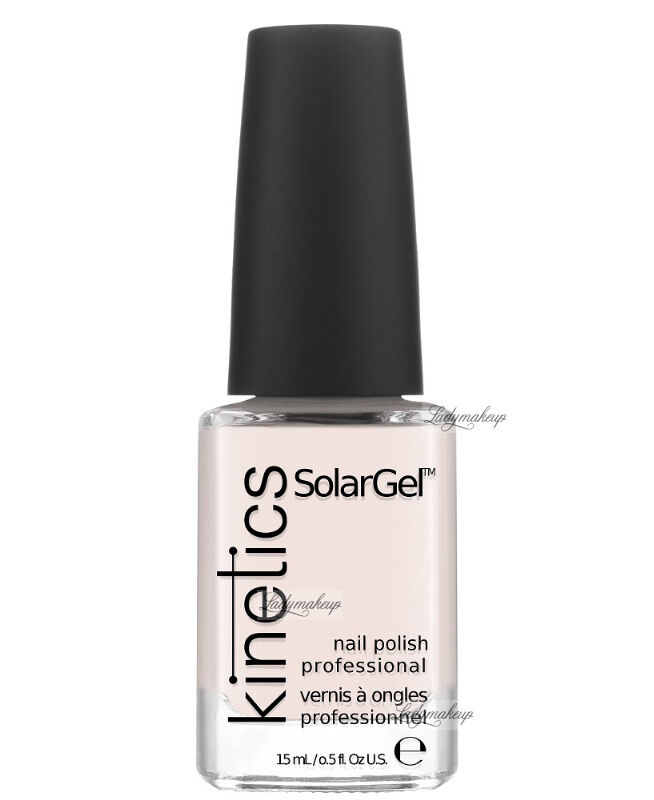 Kinetics - SOLAR GEL NAIL POLISH - Lakier do paznokci - System Solarny - 004 FIRST DATE