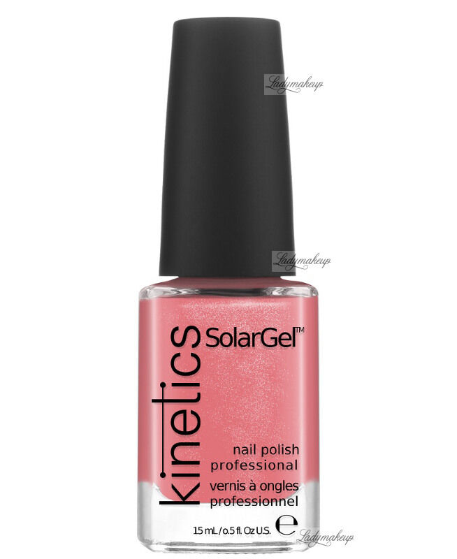 Kinetics - SOLAR GEL NAIL POLISH - Lakier do paznokci - System Solarny - 070 PINK DIAMOND