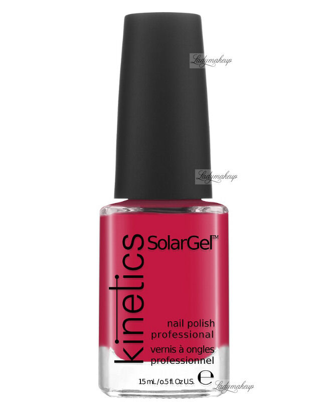 Kinetics - SOLAR GEL NAIL POLISH - Lakier do paznokci - System Solarny - 073 SWEET SMELL
