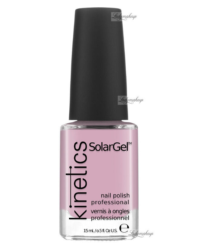 Kinetics - SOLAR GEL NAIL POLISH - Lakier do paznokci - System Solarny - 081 TRAFFIC JAM