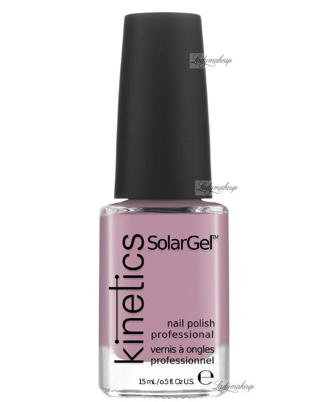 Kinetics - SOLAR GEL NAIL POLISH - Lakier do paznokci - System Solarny - 280 FRENCH LILAC