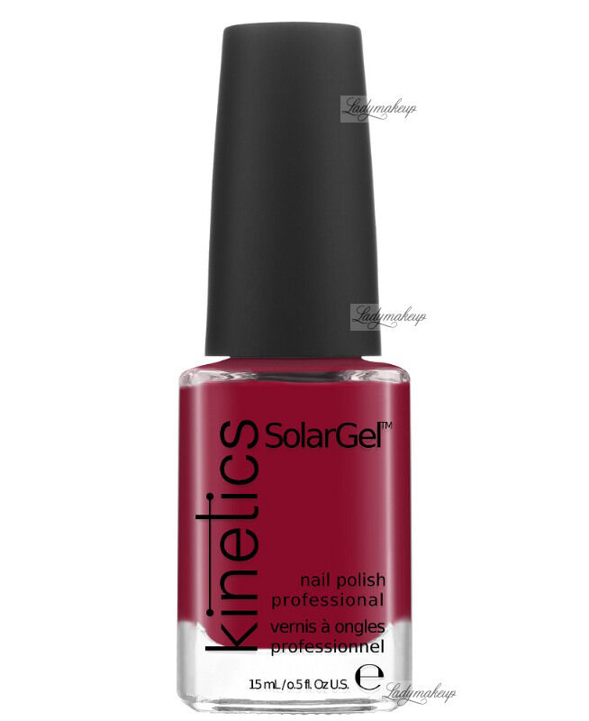 Kinetics - SOLAR GEL NAIL POLISH - Lakier do paznokci - System Solarny - 258 URBAN LEGEND