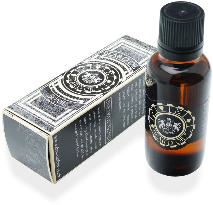 Dear Barber Olejek do Brody Beard Oil 30ml