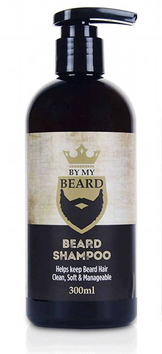 By My Beard UK Szampon do Brody 300ml