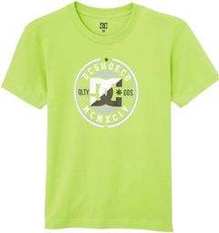 DC Shoes Qlty  Top-Sport  chłopcy 12 lat Vert (Soft Lime)
