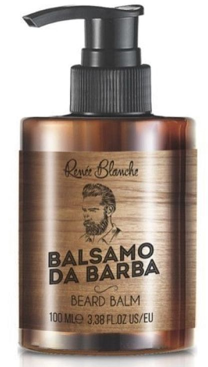 Balsam do Brody Da Barba Gold 100ml Renee Blanche