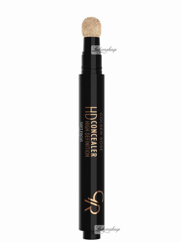 Golden Rose - HD Concealer - HIGH DEFINITION - Korektor pod oczy - 03