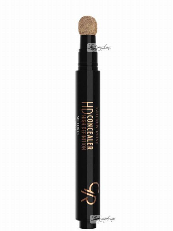 Golden Rose - HD Concealer - HIGH DEFINITION - Korektor pod oczy - 06