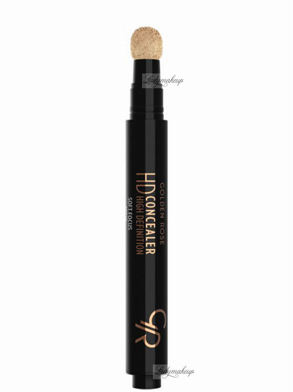 Golden Rose - HD Concealer - HIGH DEFINITION - Korektor pod oczy - 05