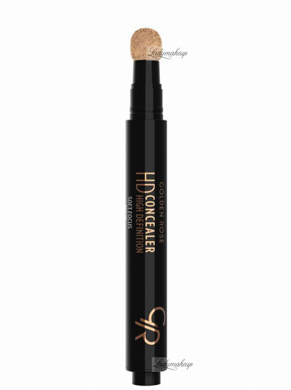 Golden Rose - HD Concealer - HIGH DEFINITION - Korektor pod oczy - 07