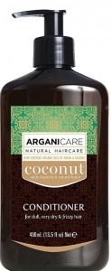 ARGANICARE Coconut leave-in conditioner dry hair 400 ml