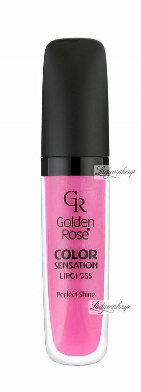 Golden Rose - COLOR SENSATION LIPGLOSS - Błyszczyk do ust - 109