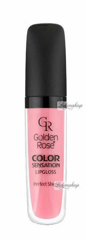 Golden Rose - COLOR SENSATION LIPGLOSS - Błyszczyk do ust - 104