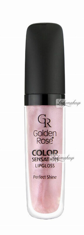 Golden Rose - COLOR SENSATION LIPGLOSS - Błyszczyk do ust - 101
