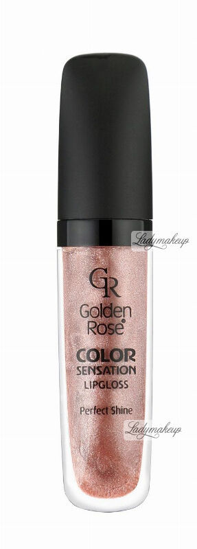 Golden Rose - COLOR SENSATION LIPGLOSS - Błyszczyk do ust - 114