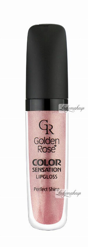 Golden Rose - COLOR SENSATION LIPGLOSS - Błyszczyk do ust - 102