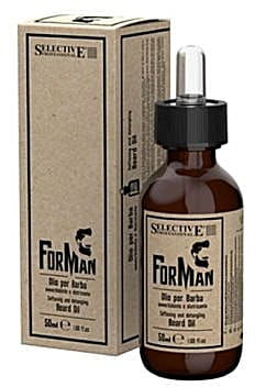 Selective Cemani Man Beard Oil olejek do brody wąsów 50ml