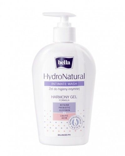 Bella Żel do higieny intymnej HydroNatural 300ml
