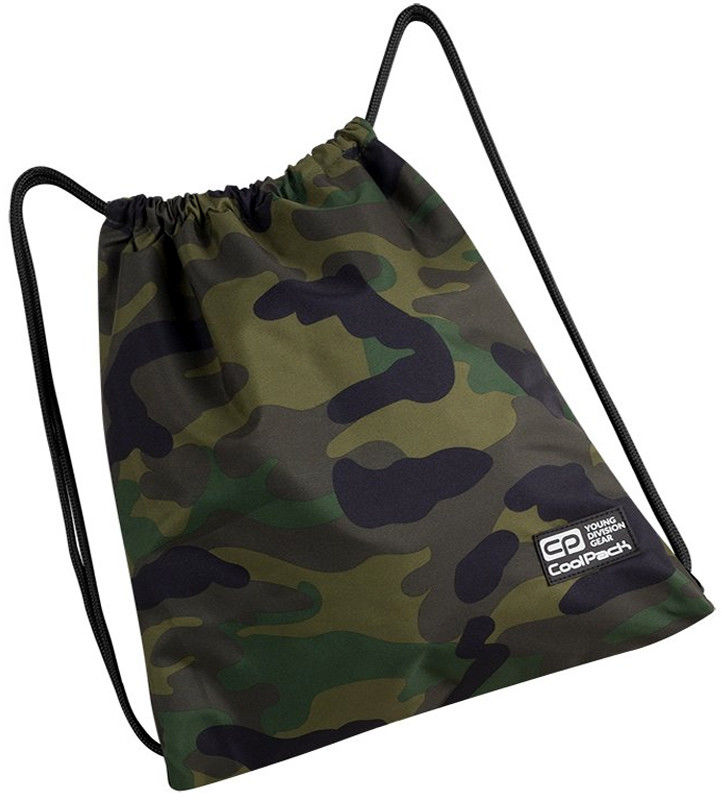 CoolPack - SPRINT Worek sportowy Camo Classic A392 89340