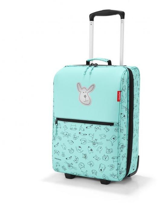 Walizka dziecięca Trolley XS Kids Cats and Dogs Mint Reisenthel