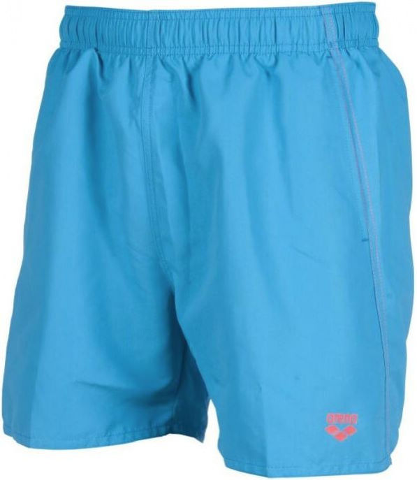 Arena fundamentals boxer turquoise/fluo red s