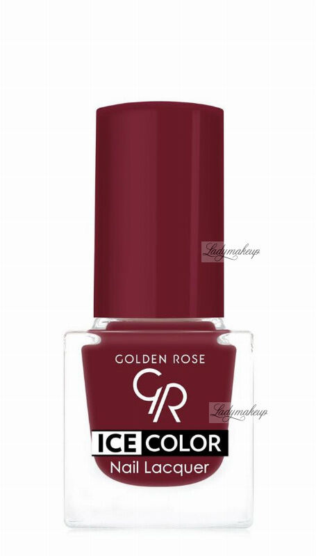 Golden Rose - Ice Color Nail Lacquer  Lakier do paznokci - 167